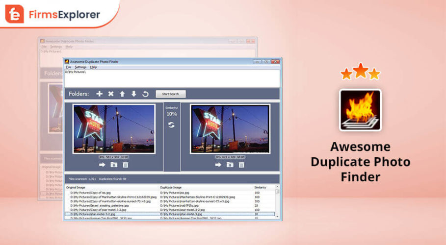 Awesome Duplicate Photo Finder Review : Find and Clean Similar Photos