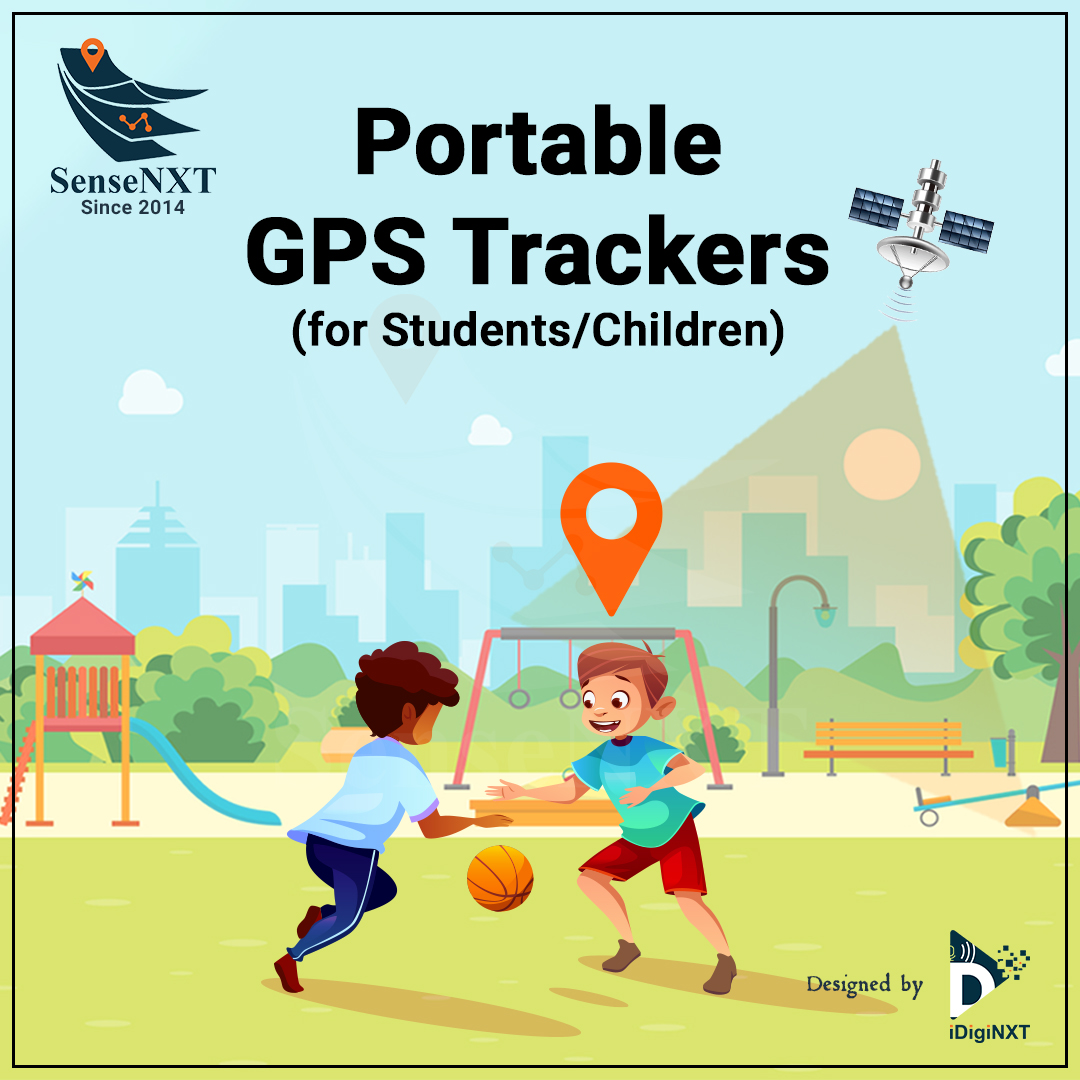 5 really unique Advantages of Portable GPS Tracker for Children -